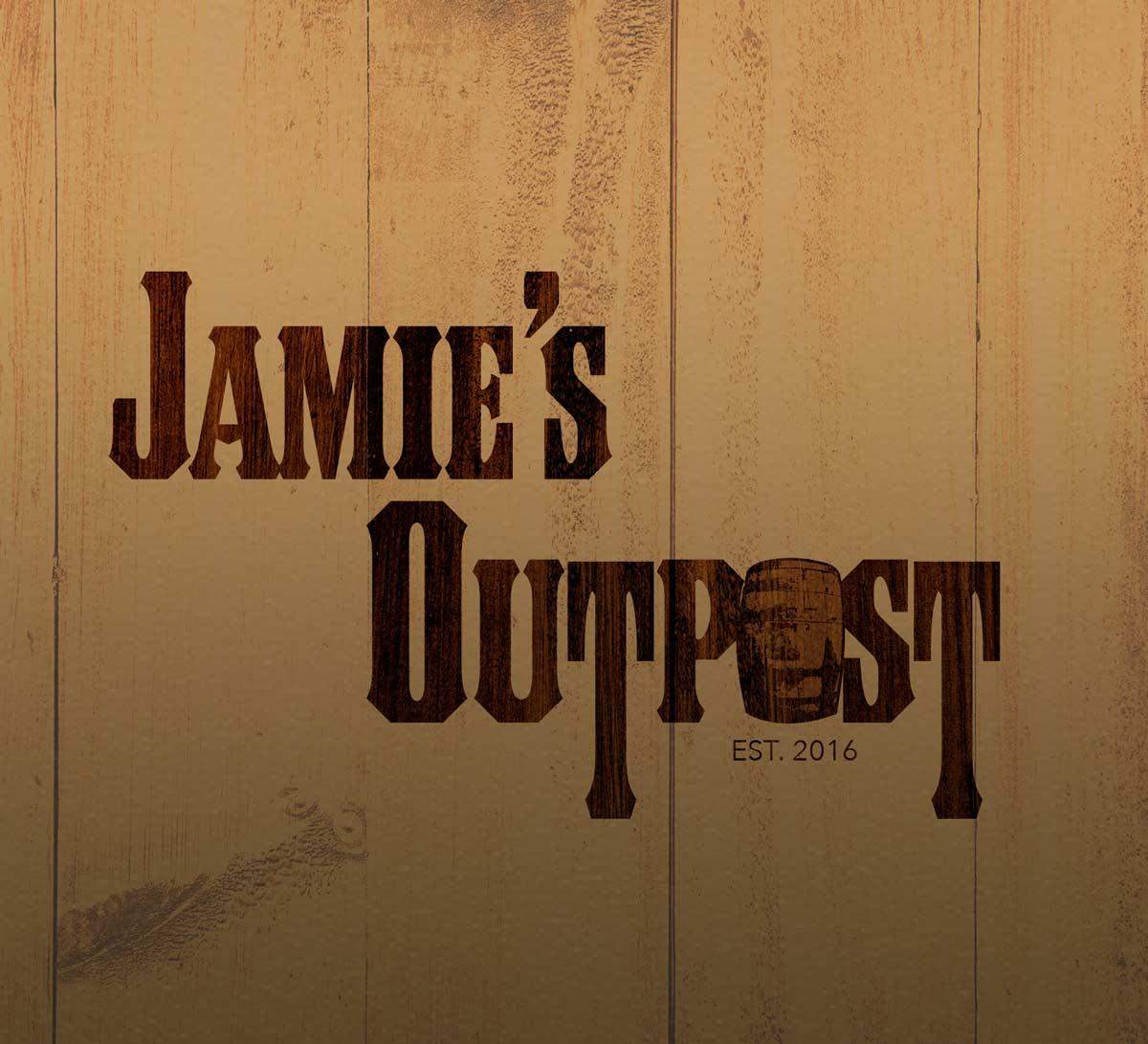 Jamie's Outpost Logo
