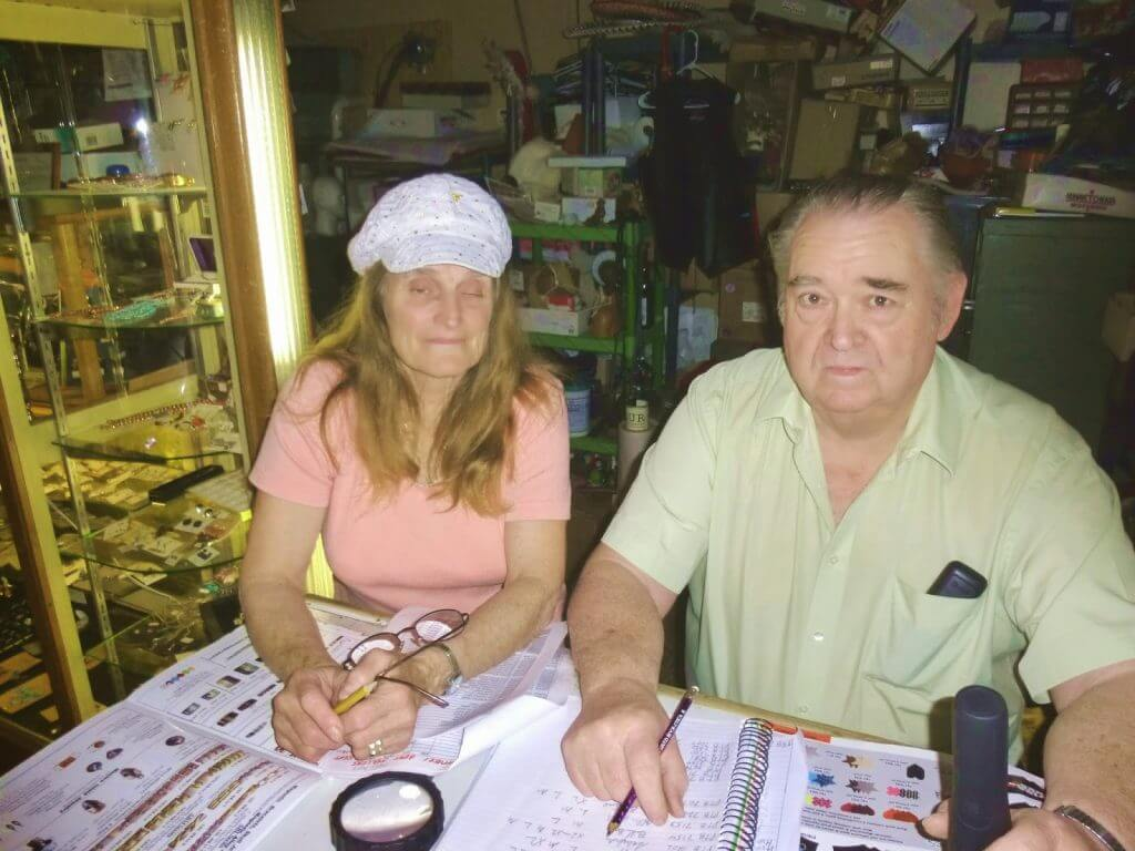 Founders Joyce and Bill Mix