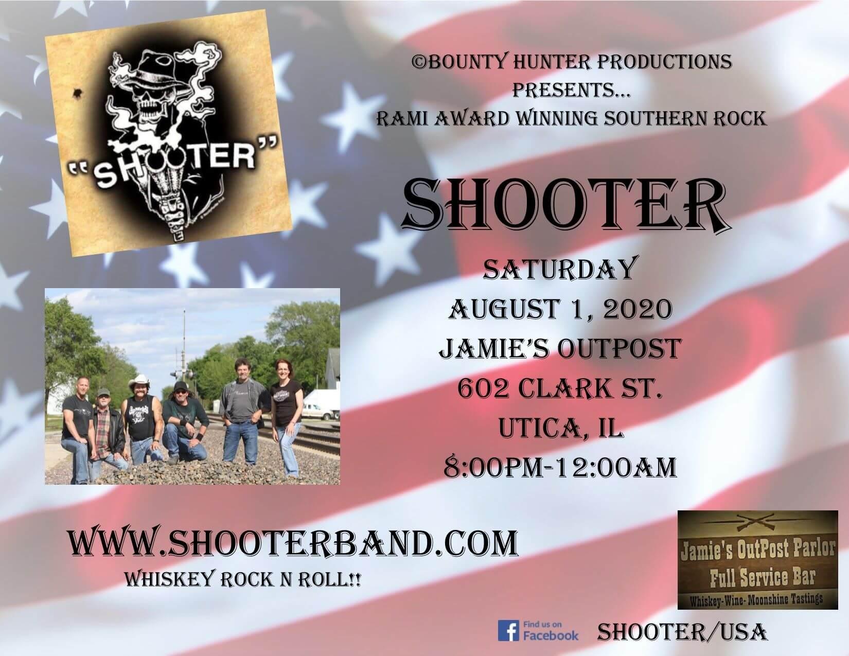 shooter band